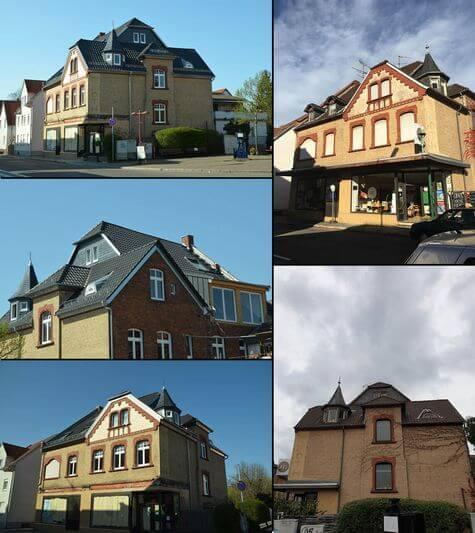 Dacheindeckung historisches Gebäude