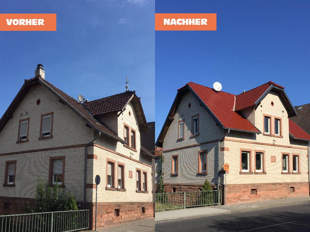 Favorit Referenzen und Bilder von Dachziegeln und Eindeckungen | Unfug ZR67